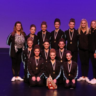 Intermediate State Champions 2018