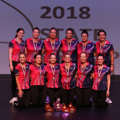 Masters State Champions 2018