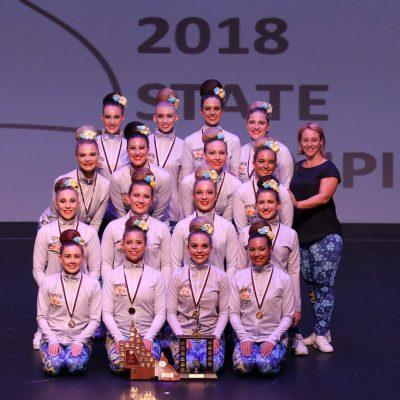 Seniors State Champions 2018