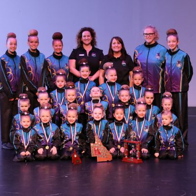 Tinies State Champions 2018