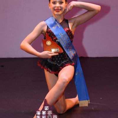 2018 Junior Solo State Champion – Kiara Shaw