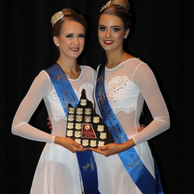 2018 Senior Duo State Champions – Erin Lynch & Sophie Furber